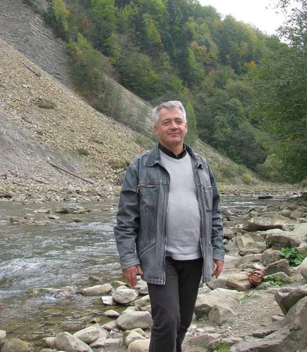 Юрій Мельничук. Фото - Л.Томенчук
