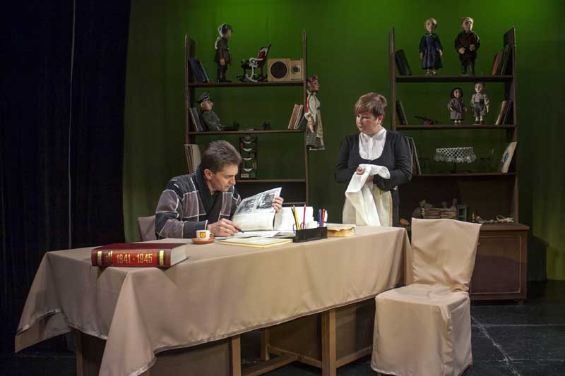 """В """"Суровом испытании"""" театр передает зрителю свои мысли и чувства через событийный ряд – поступки героев"""
